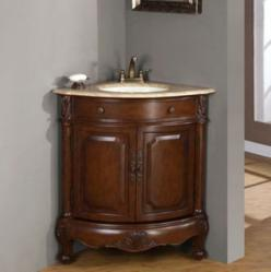 Corner Bathroom Vanities Guide The Ultimate Space Saving Solution For A Small Bathroom Is