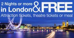 Superbreak Offer More Ways to Enjoy London on A Budget