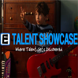 eTalentShowcase hired actors from its site to star in new ad campaign.