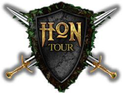 HoN Tour Logo