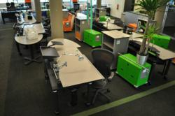 Used Vitra Office Desk
