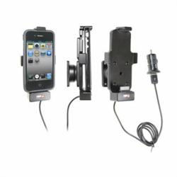 iPhone and iPod Touch Charging Holder with USB and Cigarette Lighter Adapter