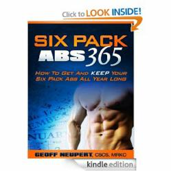 Six Pack Abs 365 on Amazon