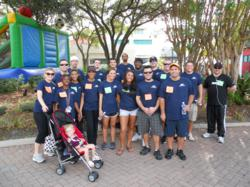 Foundation Financial Group Walks for Autism Speaks