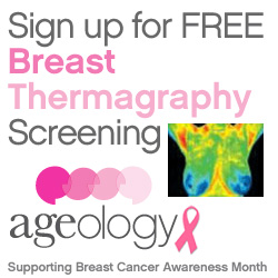 Women in the Chicago area can save $295 by accepting Ageology's free breast cancer screening at one of the 22 Chicago locations during Breast Cancer Awareness Month.