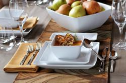 Set a beautiful holiday table with Oneida.