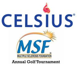 Celsius, energy drink, Multiple Sclerosis Foundation, Par for the Cause, Golf Tournament