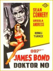 James Bond, Sean Connery, Dr. No