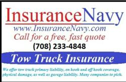 Affordable tow truck insurance quotes in Chicago Illinois