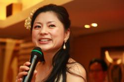 Bestselling Author and Matchmaker Hellen Chen (above) advises marriage despite couples' worries on finances