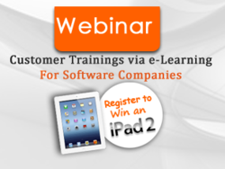 Add magic to Customer Trainings &amp; Education by using e-Learning