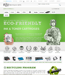 Recycle4Vets Homepage