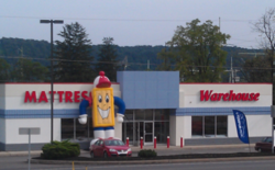 Mattress Warehouse Opens New Store in Selinsgrove PA