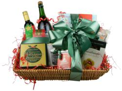 Christmas Hamper from GoodnessDirect