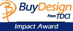BuyDesign Impact Award Logo