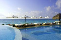 Pool at ME Cancun