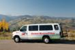 Colorado Mountain Express Offers a Cleaner Option with ROUSH CleanTech...