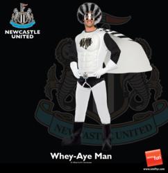 Whey Aye Man Costume