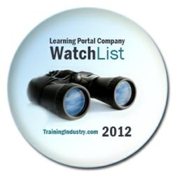 ICS Learning Group on the 2012 Learning Portal Companies Watch List