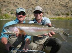Montana Fly Fishing in September