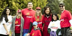 Davis Law Group at 2011 Walk Like MADD Fundraiser