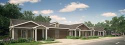 Artist's Rendering of Carriage Trails Senior Villas