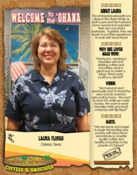 Maui Wowi Hawaiian Welcomes Laura Flores to the 'Ohana