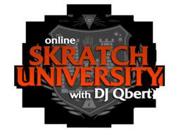 Qbert Skratch University