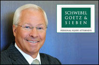 "Minneapolis Attorney Bill Sieben Honored as Best Lawyers' ""Lawyer of the Year"""