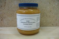 Raw Summer Wildflower Honey