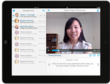 The Wowzer Hiring app allows employers to review candidate responses to video interviews