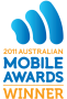 Mobile Apps Award Winner