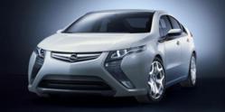 Opel Ampera: Last year's European COTY winner