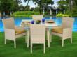 Verona Dining Set From Caluco