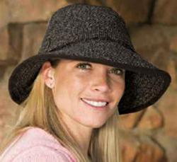 aubrey winter sun hat