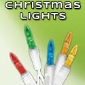 LED Christmas Lights from Go Green LED Bulbs