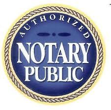 Notary Public Seal Beach Ca