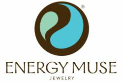 Crystal Jewelry Company Logo for Energy Muse