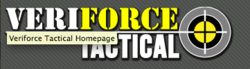Veriforce Tactical Accessories Logo