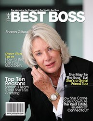 Best Boss Personalized Magazine Cover from YourCover