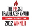 EHS wins 2012 Company of the Year Trailblazer Award
