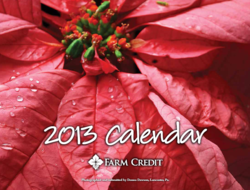 calendar, Farm Credit, MidAtlantic
