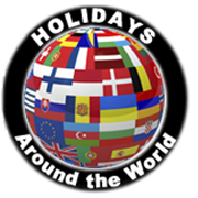World Holidays for All Countries and Religions Around the World