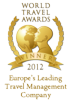 FCm wins Europe's Leading Travel Management Company Award for third year
