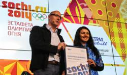 Sochi 2014 Olympic Torch Relay To Unite The Whole Of Russia
