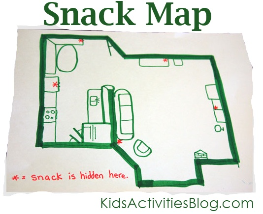 Map Reading is a Fun and Educational Learning Activity According ...