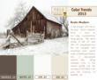 Rustic Modern Palette from YOLO Colorhouse