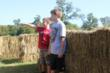 Hay Maze at The Hermitage