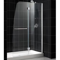 dreamline aqua shower door