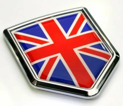 Flag Chrome Emblems